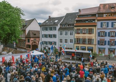Pulse of Europe - Freiburg