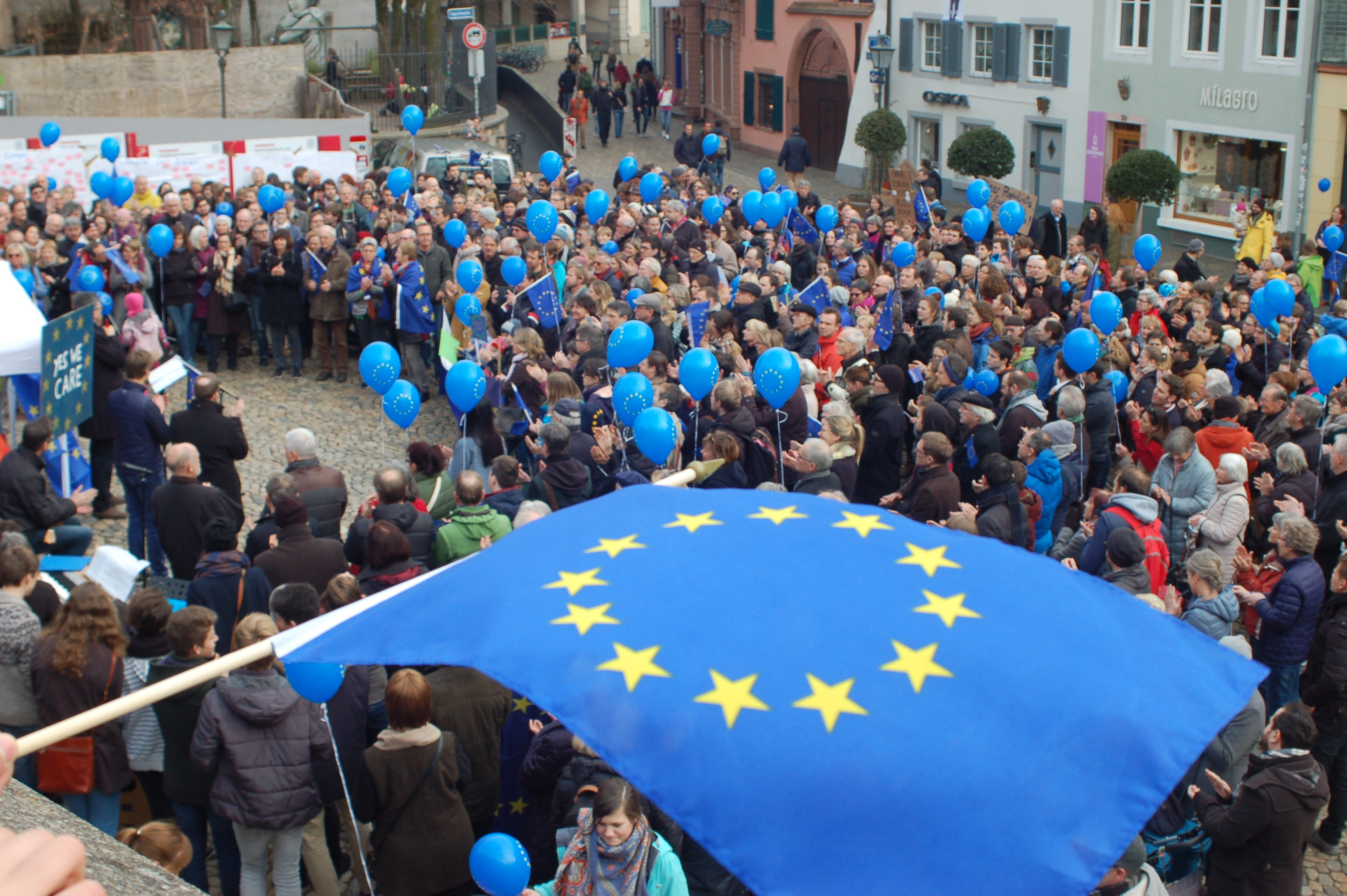 Pulse Of Europe For The Future Of Europe