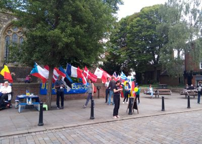 HighWycombe_Pulse of Europe HW in Summer 2018 pic