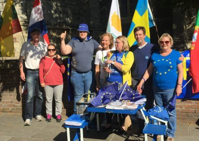 HighWycombe_Pulse of Europe HW in Summer 2018 pic 3
